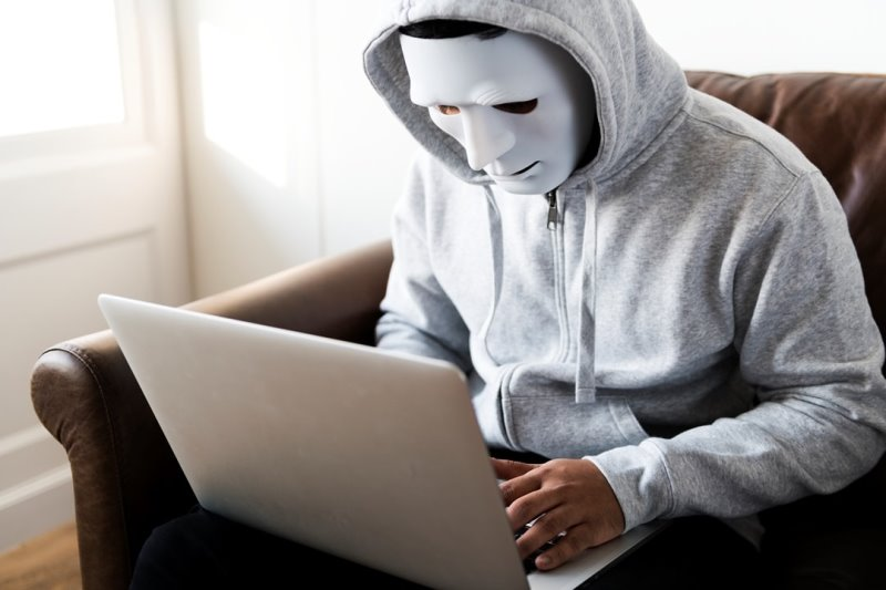 Riesgos de Seguridad informática en  su página web