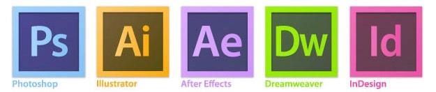 Adobe-logos
