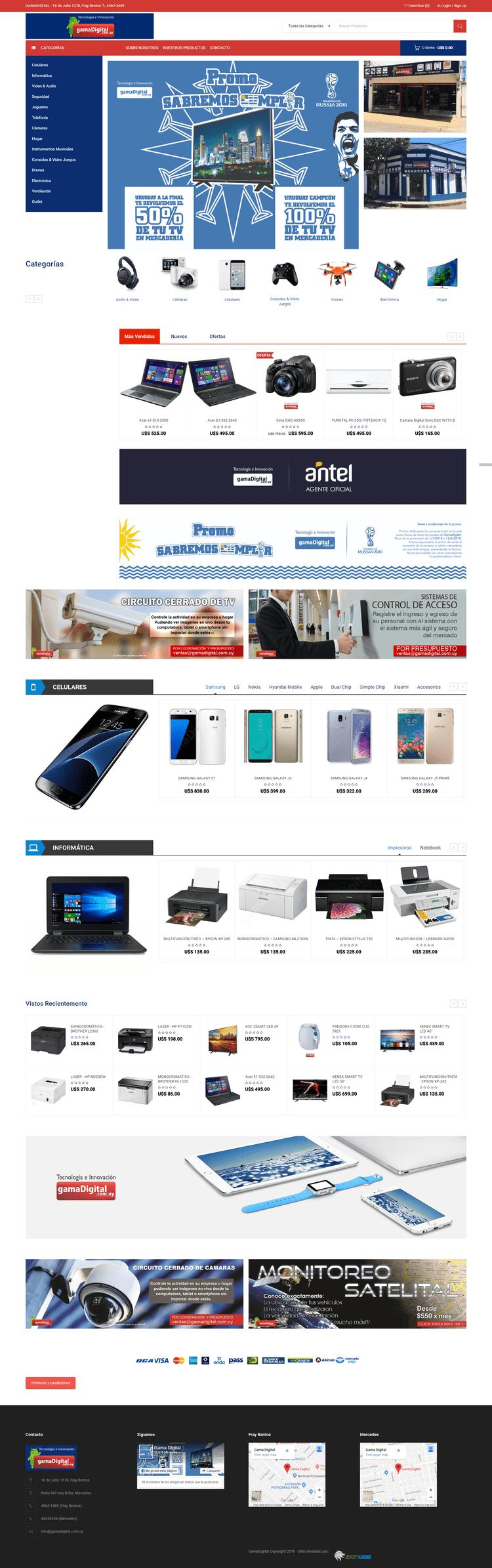 GamadigitalPage