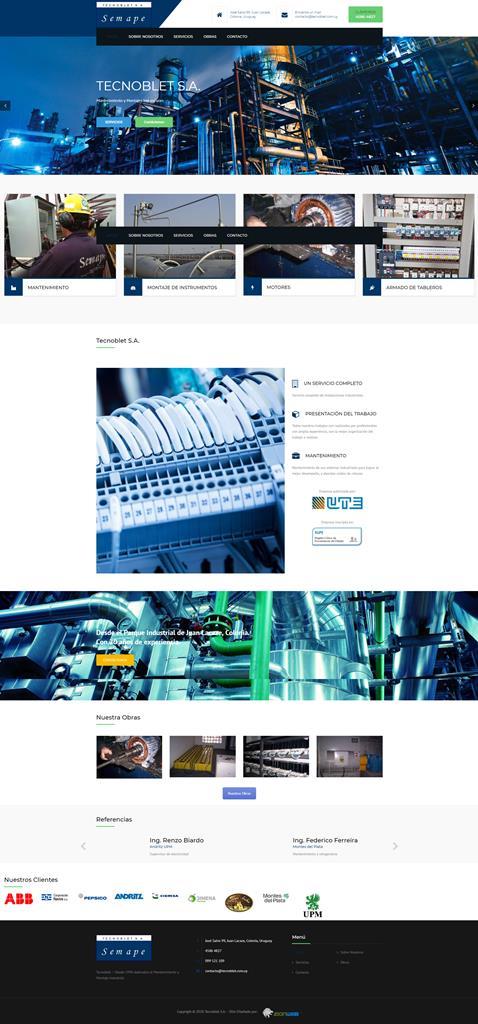 Tecnoblet – Mantenimiento Industrial